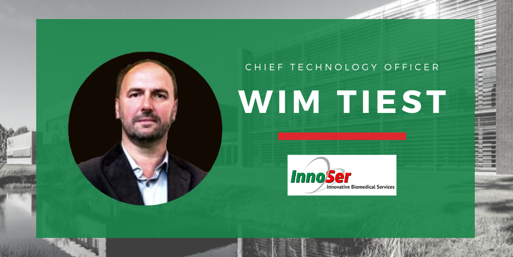 InnoSer welcomes Wim Tiest as its Chief Technology Officer