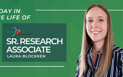A day in the life of InnoSer senior research associate Laura Blockken