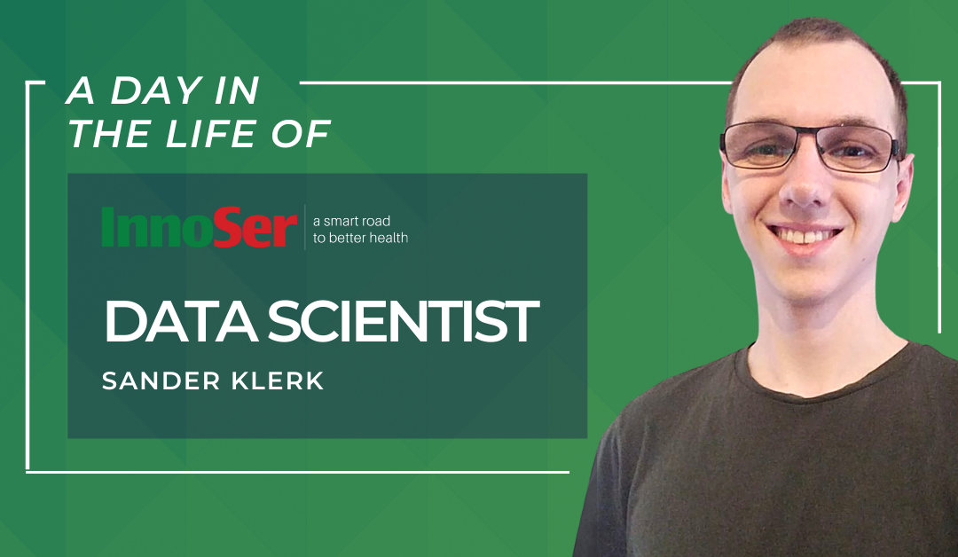 A day in the life of InnoSer data scientist Sander Klerk